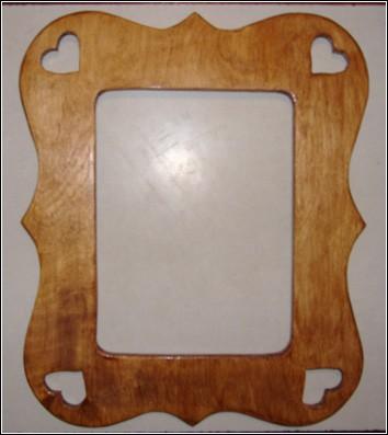 Рамка из фанеры фото