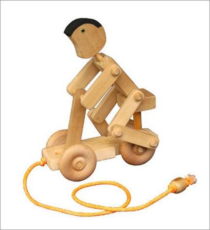 Самодельные игрушки своими руками из дерева
