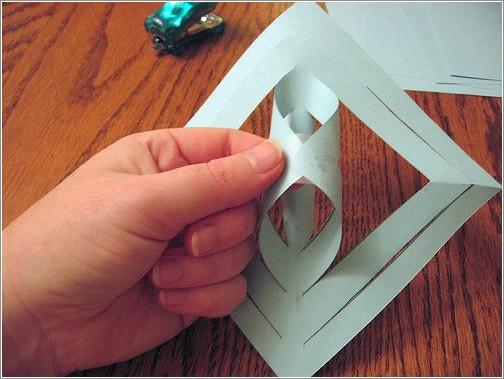 Как сделать чтонибуть из бумаги и клея