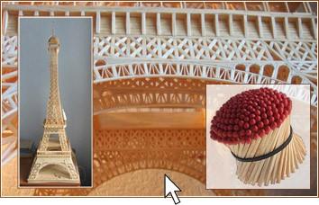Эйфелева башня из спичек схема сборки скачали 3384 раз.