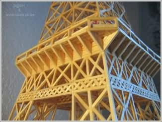 """Вы смотрите:  """"Эйфелева башня из спичек (23 фото) """".  Если понравилось, оставьте комментарий ниже!  Свежие новости."""
