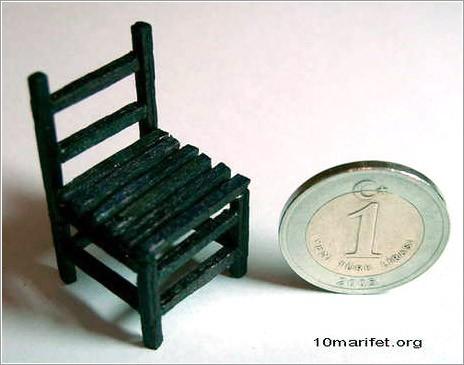 كيف تصنع كرسي من اعواد الكبريت بالصور match_02.jpg