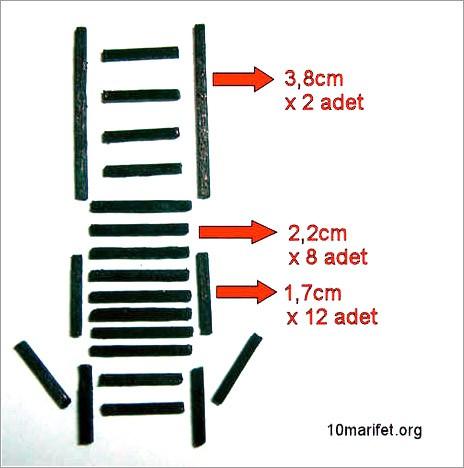 كيف تصنع كرسي من اعواد الكبريت بالصور match_04.jpg