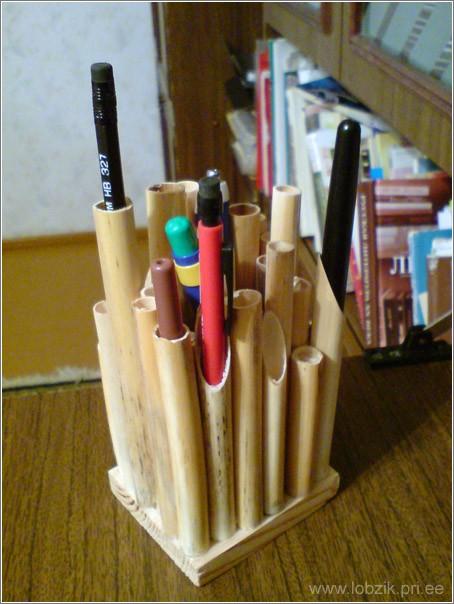 Как сделать своими руками подставку под ручки