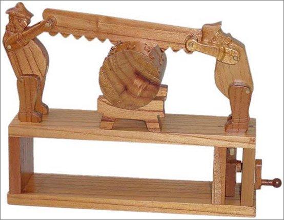 Игрушка механическая своими руками