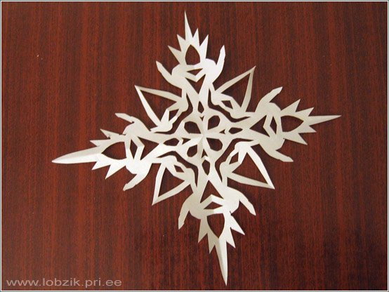 make a paper snowflake Make virtual paper snowflakes in your browser with this html5 web app, then save or share your images.