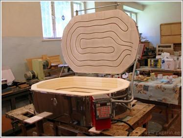Наша новая печь для фьюзинга
