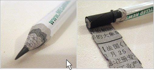 китайский карандаш для отбеливания зубов